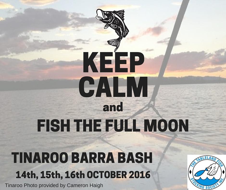 TFSS Tinaroo Barra Bash 2016